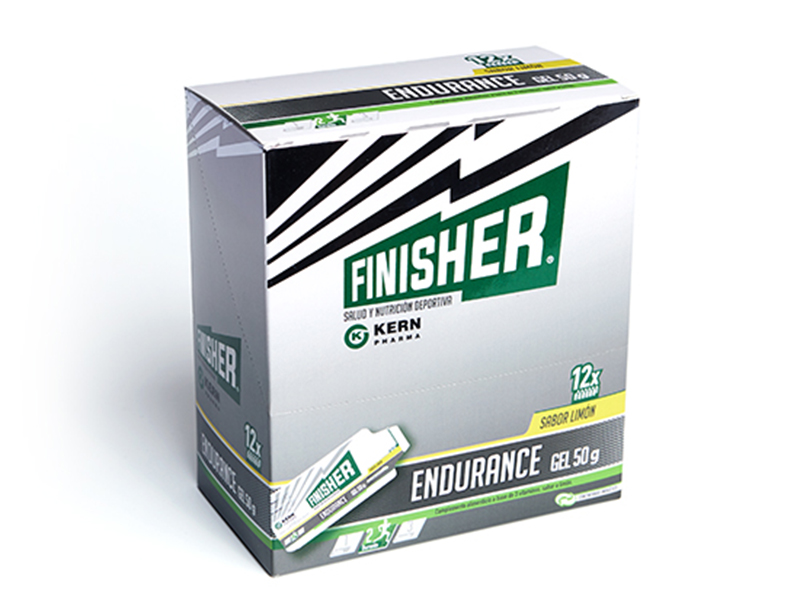 Finisher Endurance Gel
