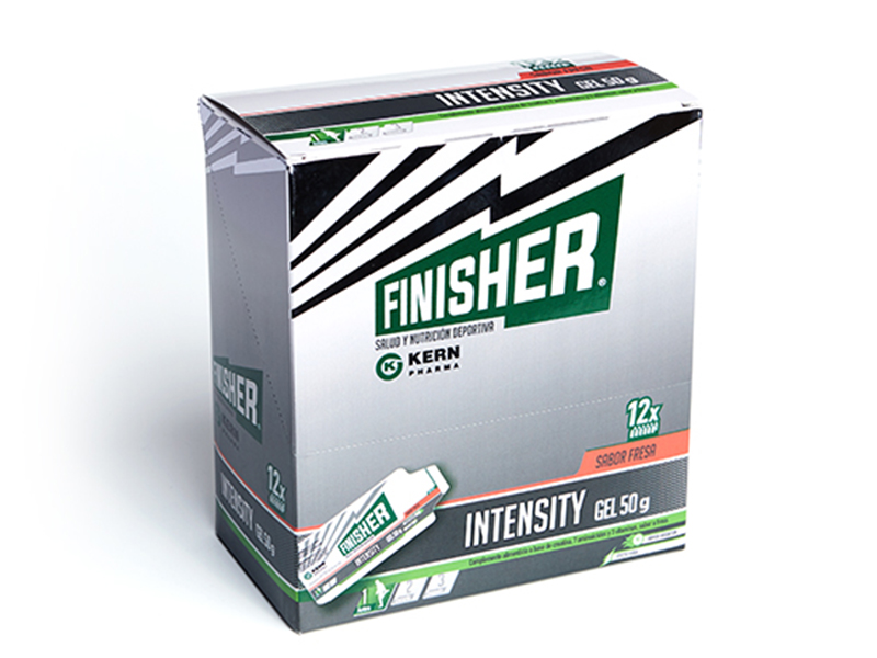 Finisher Intensity Gel