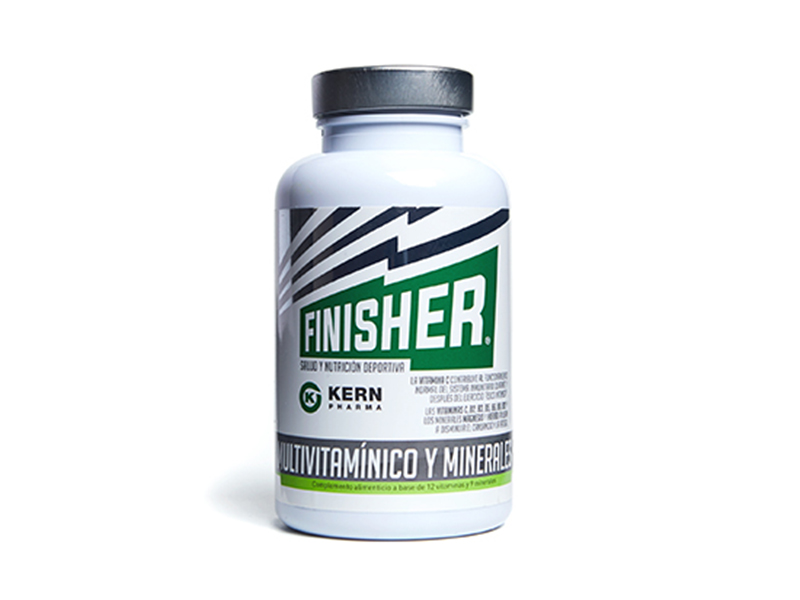 Multivitamin- und Mineralfinisher